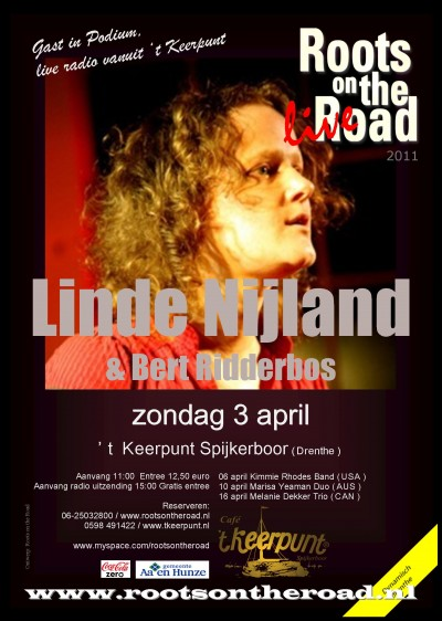 Linde Nijland - Roots on the Road